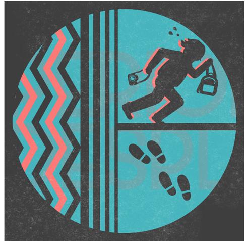Mujeres Periodistas Logo